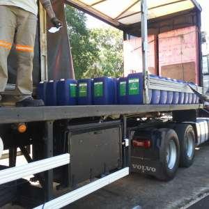Horizonte doa o transporte de álcool líquido produzido pela Copersucar